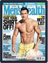 Men's Health South Africa (Digital) Subscription November 18th, 2012 Issue