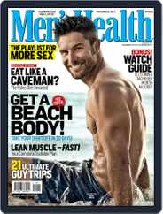 Men's Health South Africa (Digital) Subscription October 23rd, 2012 Issue