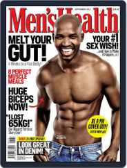 Men's Health South Africa (Digital) Subscription August 21st, 2012 Issue