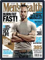 Men's Health South Africa (Digital) Subscription July 20th, 2012 Issue