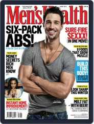 Men's Health South Africa (Digital) Subscription May 21st, 2012 Issue