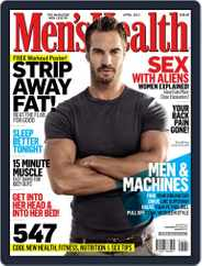 Men's Health South Africa (Digital) Subscription March 26th, 2012 Issue