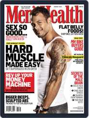 Men's Health South Africa (Digital) Subscription February 19th, 2012 Issue