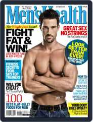 Men's Health South Africa (Digital) Subscription September 25th, 2011 Issue