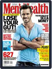 Men's Health South Africa (Digital) Subscription July 24th, 2011 Issue