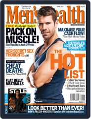 Men's Health South Africa (Digital) Subscription March 23rd, 2011 Issue