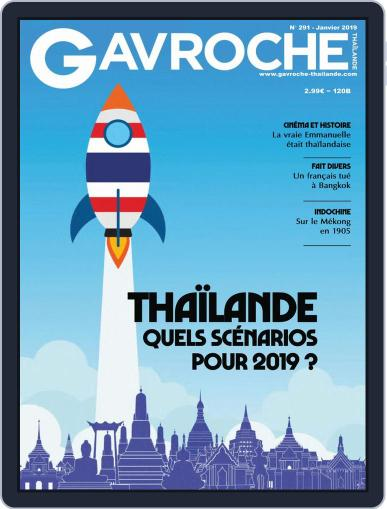 Gavroche (Digital) January 1st, 2019 Issue Cover