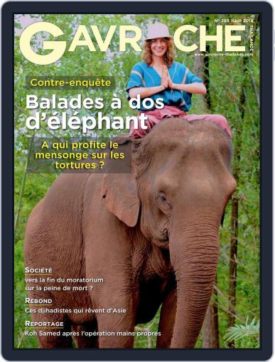 Gavroche (Digital) July 1st, 2018 Issue Cover