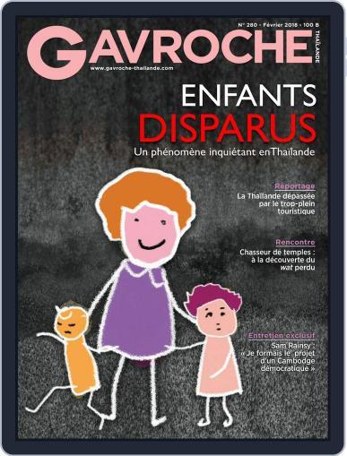 Gavroche (Digital) February 1st, 2018 Issue Cover