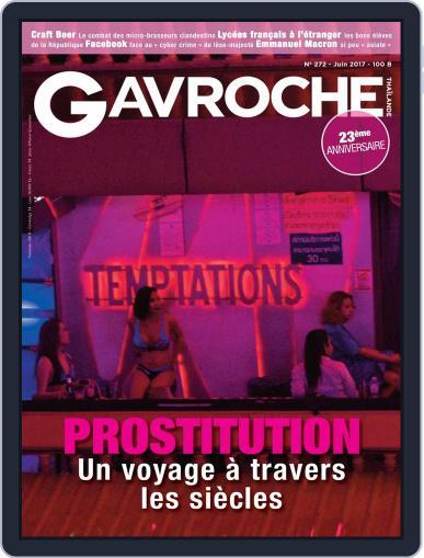 Gavroche (Digital) June 1st, 2017 Issue Cover