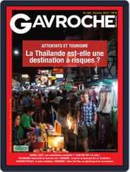 Gavroche (Digital) Subscription October 1st, 2016 Issue