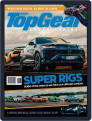 Top Gear South Africa (Digital) Subscription October 1st, 2018 Issue