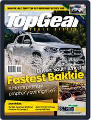 Top Gear South Africa (Digital) Subscription August 1st, 2018 Issue