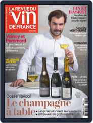 La Revue Du Vin De France (Digital) Subscription December 1st, 2019 Issue