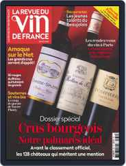 La Revue Du Vin De France (Digital) Subscription November 1st, 2019 Issue