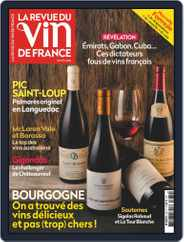 La Revue Du Vin De France (Digital) Subscription September 1st, 2019 Issue