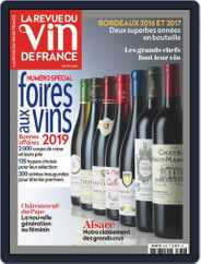 La Revue Du Vin De France (Digital) Subscription August 1st, 2019 Issue