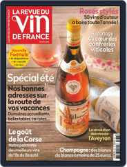 La Revue Du Vin De France (Digital) Subscription July 1st, 2019 Issue