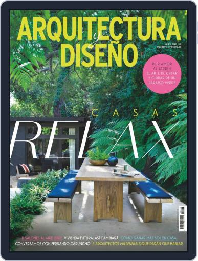 Arquitectura Y Diseño June 1st, 2020 Digital Back Issue Cover
