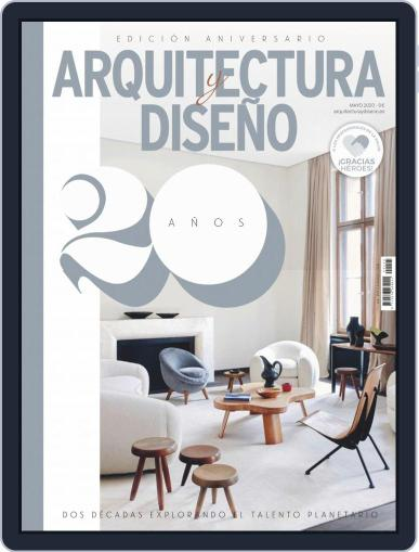 Arquitectura Y Diseño May 1st, 2020 Digital Back Issue Cover