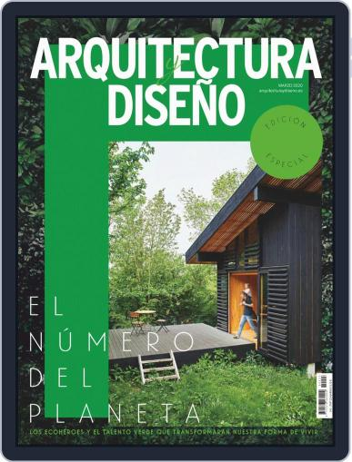 Arquitectura Y Diseño (Digital) March 1st, 2020 Issue Cover