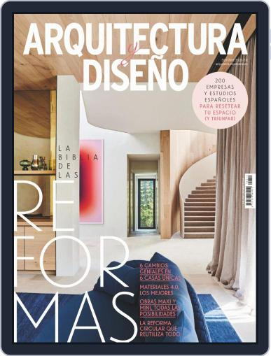 Arquitectura Y Diseño October 1st, 2019 Digital Back Issue Cover