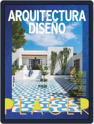 Arquitectura Y Diseño July 1st, 2019 Digital Back Issue Cover