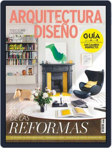 Arquitectura Y Diseño October 1st, 2017 Digital Back Issue Cover