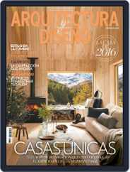 Arquitectura Y Diseño (Digital) Subscription December 1st, 2015 Issue