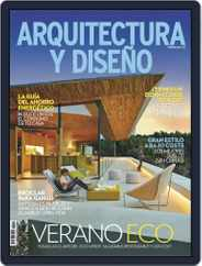 Arquitectura Y Diseño (Digital) Subscription June 20th, 2013 Issue