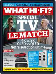 What Hifi France (Digital) Subscription August 1st, 2019 Issue