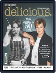 Delicious UK (Digital) Subscription October 1st, 2019 Issue