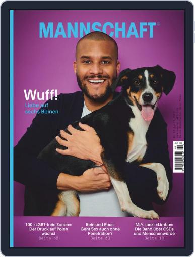Mannschaft Magazin (Digital) April 1st, 2020 Issue Cover