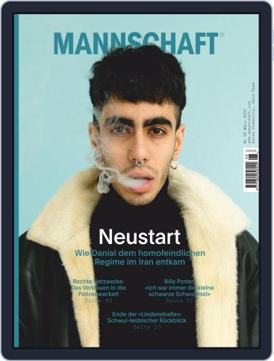 Mannschaft Magazin (Digital) March 1st, 2020 Issue Cover