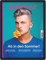Mannschaft Magazin (Digital) Subscription July 1st, 2019 Issue