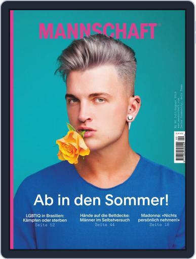 Mannschaft Magazin (Digital) July 1st, 2019 Issue Cover