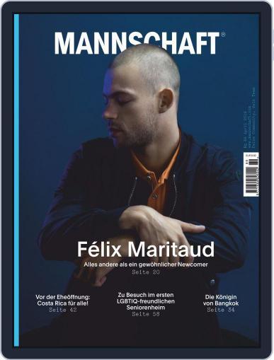 Mannschaft Magazin (Digital) April 1st, 2019 Issue Cover