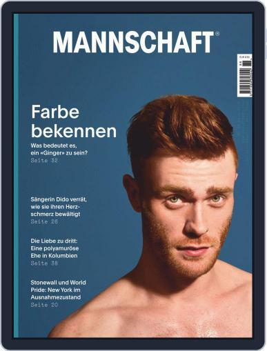 Mannschaft Magazin (Digital) March 1st, 2019 Issue Cover