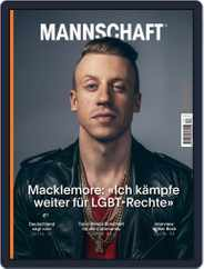 Mannschaft Magazin (Digital) Subscription October 1st, 2017 Issue
