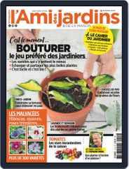 L'Ami des Jardins (Digital) Subscription August 1st, 2019 Issue