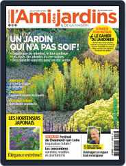 L'Ami des Jardins (Digital) Subscription July 1st, 2019 Issue
