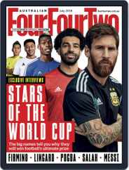 Australian FourFourTwo (Digital) Subscription July 1st, 2018 Issue