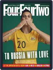 Australian FourFourTwo (Digital) Subscription June 1st, 2018 Issue