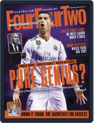 Australian FourFourTwo (Digital) Subscription December 1st, 2017 Issue