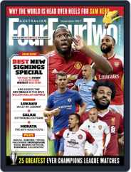 Australian FourFourTwo (Digital) Subscription November 1st, 2017 Issue