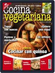 Cocina Vegetariana (Digital) Subscription May 25th, 2018 Issue