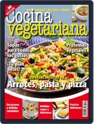 Cocina Vegetariana (Digital) Subscription February 2nd, 2018 Issue
