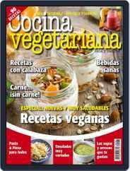 Cocina Vegetariana (Digital) Subscription November 23rd, 2017 Issue