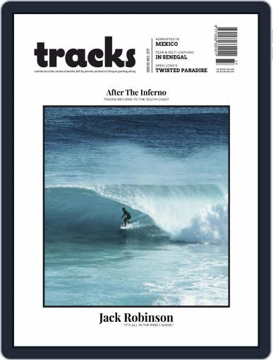 Tracks (Digital) April 1st, 2020 Issue Cover