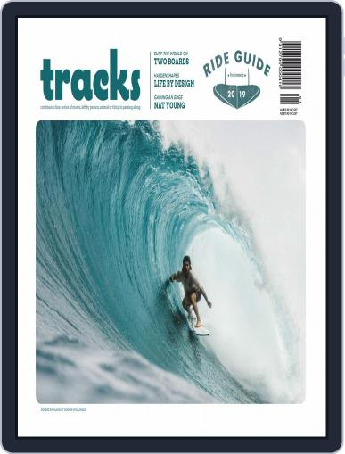 Tracks (Digital) October 2nd, 2019 Issue Cover